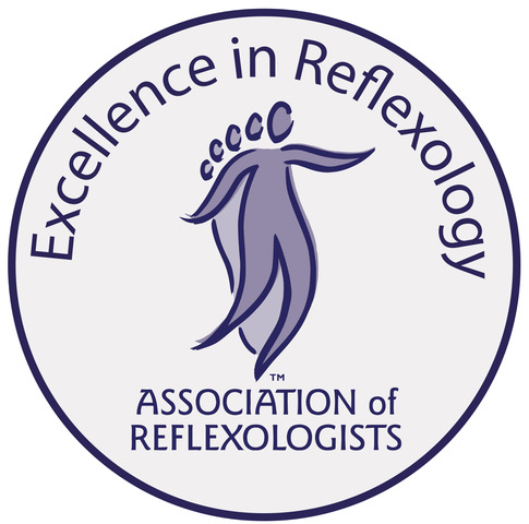 Association of Reflexologists logo