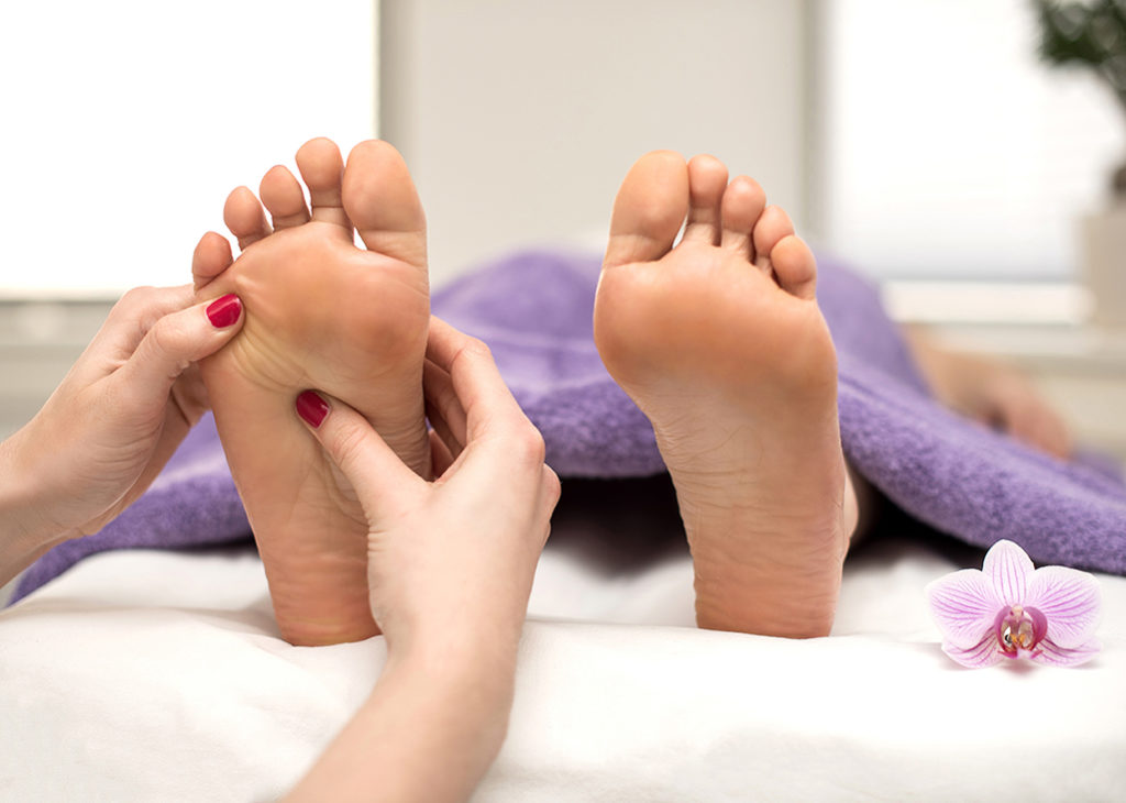 reflexology picture